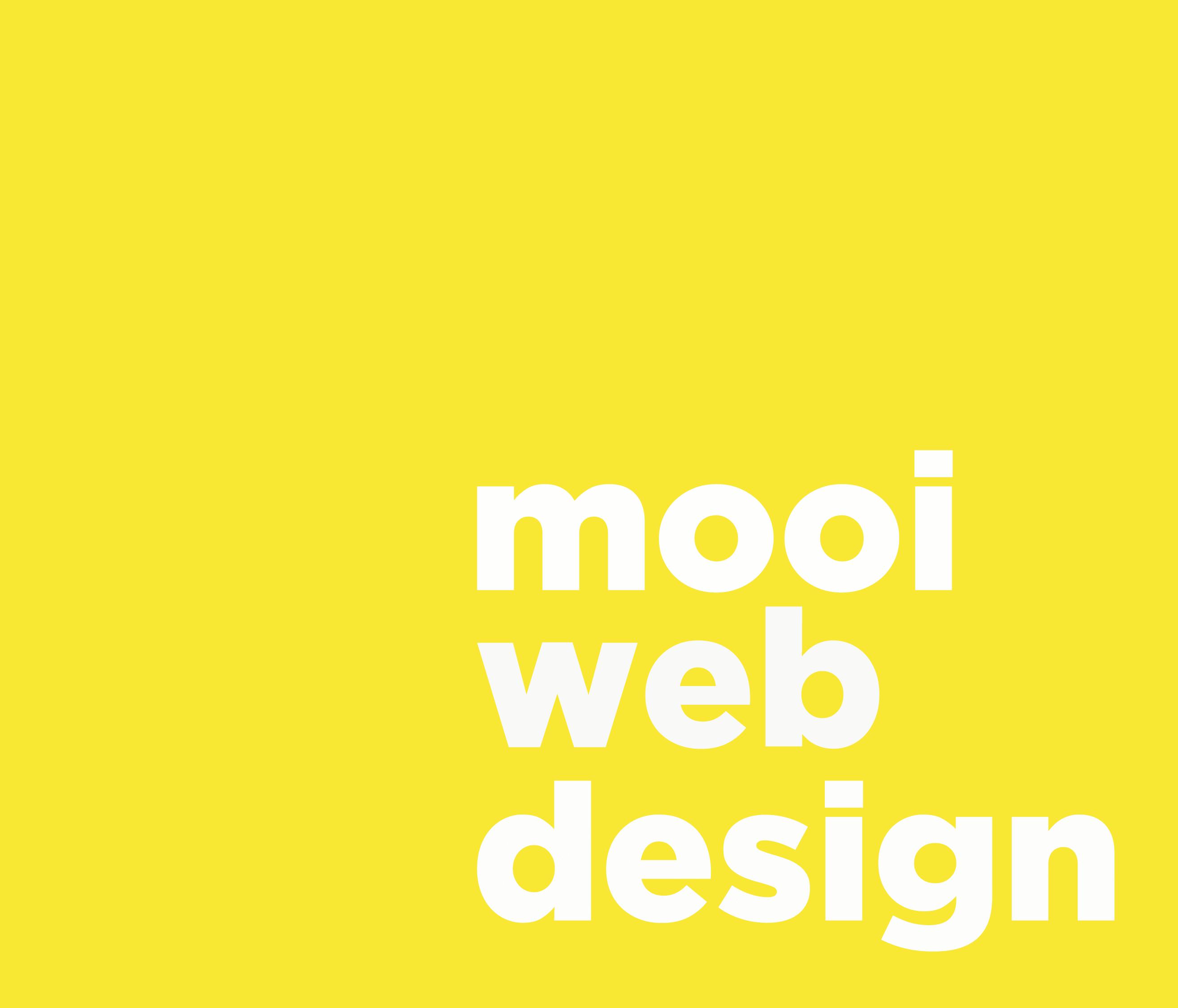 MOOIWEBDESIGN DISEÑO WEB