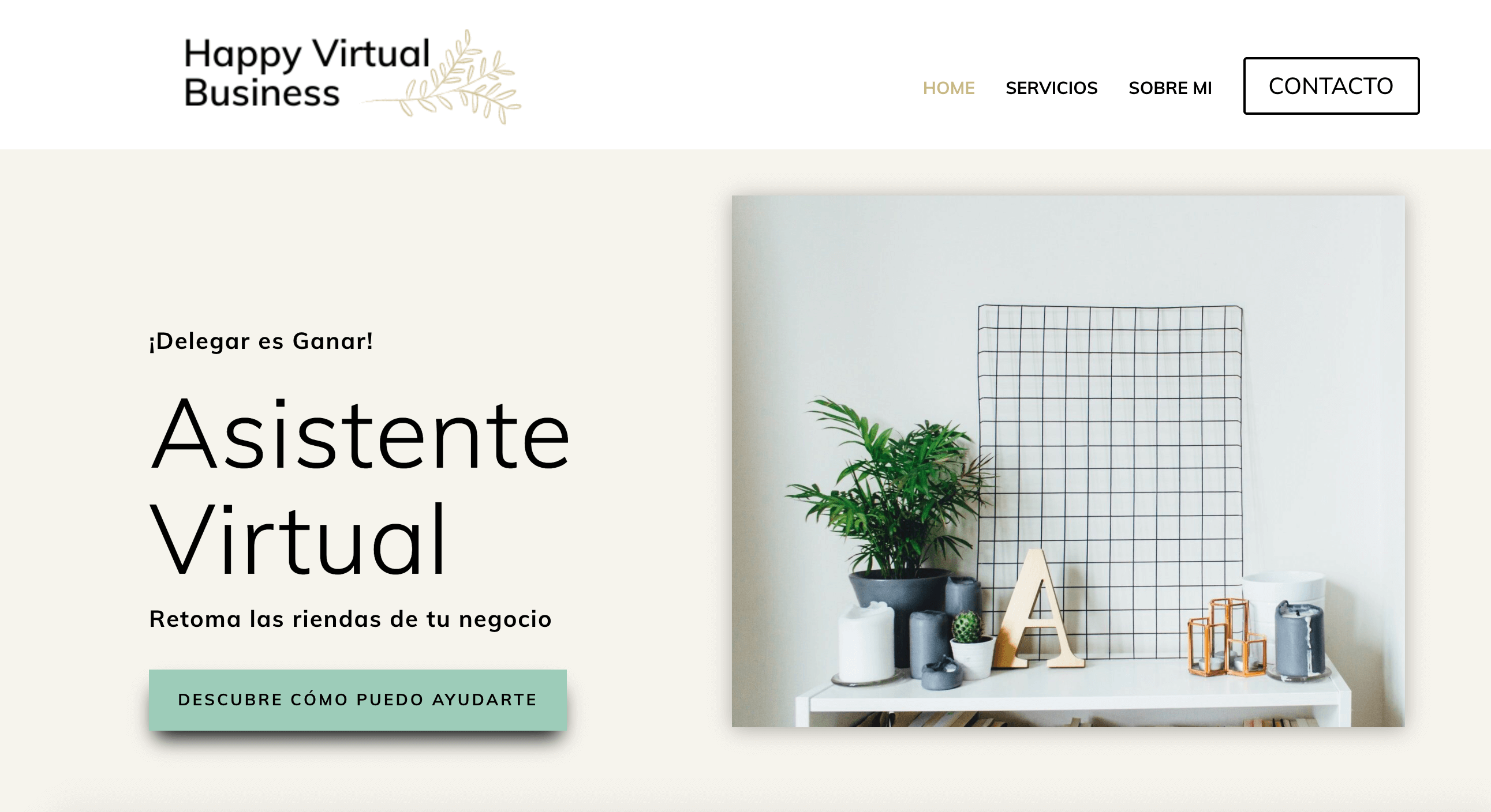 happyvitualbusiness assitente virtual mooiwebdesign