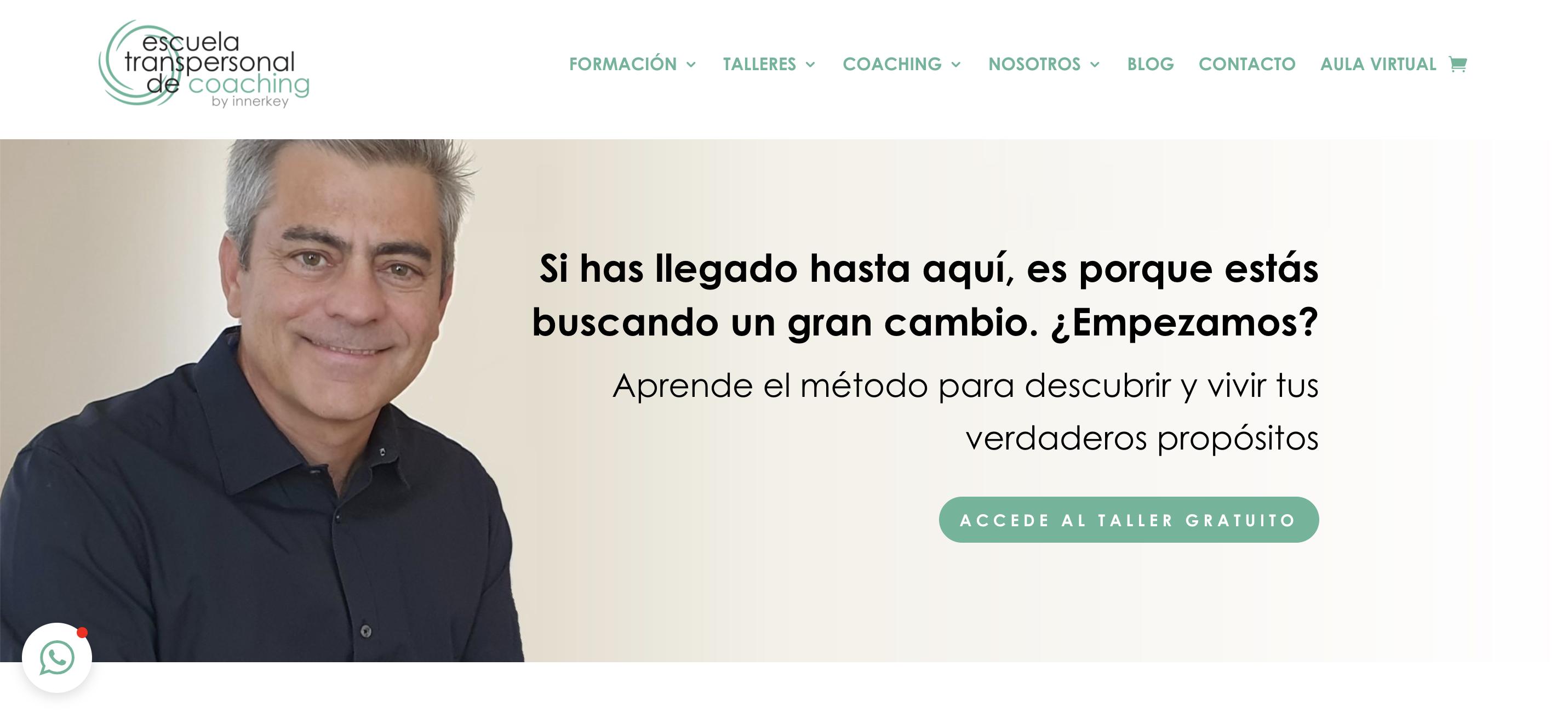 inner-key.com coaching diseño web mooiwebdesign.com